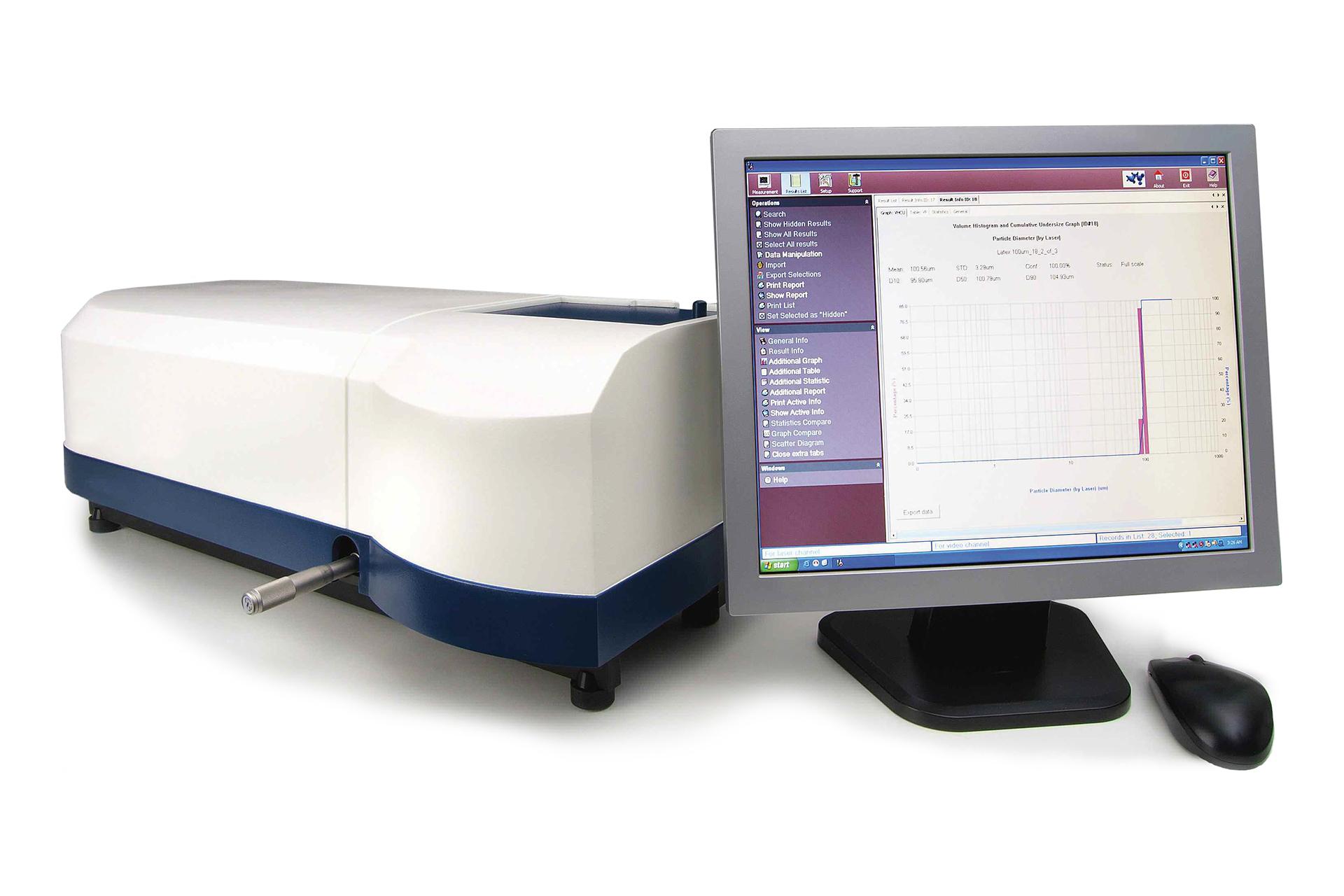 EyeTech, the ultimate particle shape & size analyzer! - AmbiValue
